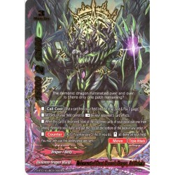 BFE S-BT01A-UB03/0003EN RRR Reincarnated Great Demonic Dragon, Azi Dahaka