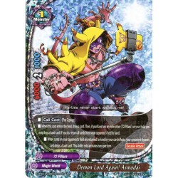 BFE S-BT01A-UB03/0008EN RR Demon Lord Again! Asmodai