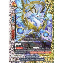 BFE S-BT01A-UB03/0013EN RR Cold Flow Ice Dragon, Roi Miserea