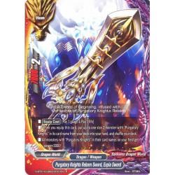 BFE S-BT01A-UB03/0031EN R Purgatory Knights Reborn Sword, Expia Sword