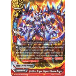 BFE S-BT01A-UB03/0032EN C Limitless Dragon, Emperor Shadow Dragon