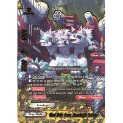 BFE S-BT01A-UB03/0056EN secret Ghoul Deity Armor, Armorknight Cerberus