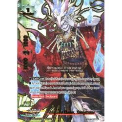 BFE S-BT01A-UB03/0057EN secret Magatsu Flames, Yamigitsune