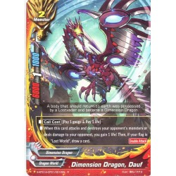 BFE S-BT01A-CP01/0012EN Foil/R Dimension Dragon, Dauf