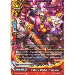 BFE S-BT01A-CP01/0014EN Foil/R †Pure Violet† Viaura