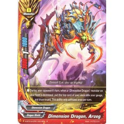 BFE S-BT01A-CP01/0016EN Foil/R Dimension Dragon, Arzeg