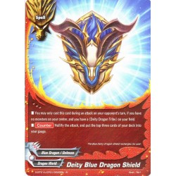 BFE S-BT01A-CP01/0022EN Foil/R Deity Blue Dragon Shield