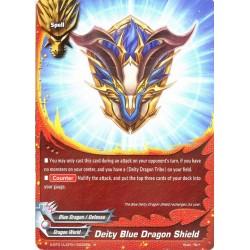BFE S-BT01A-CP01/0022EN Foil/R Deity Blue Dragon Shield