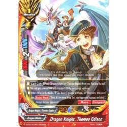 BFE S-BT01A-CP01/0028EN Foil/C Dragon Knight, Thomas Edison