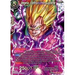 DBS TB2-005 SR Vegeta, confrontation suprême