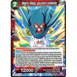 DBS TB2-008 C Mighty Mask, pouvoirs combinés