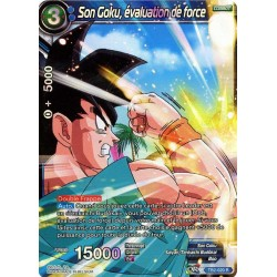 DBS TB2-020 R Son Goku, évaluation de force