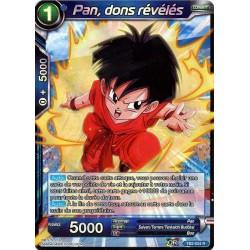DBS TB2-024 R Pan, dons révélés