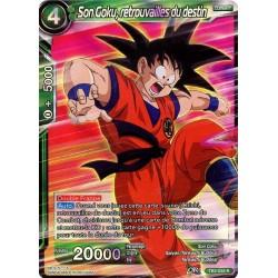 DBS TB2-035 R Son Goku, retrouvailles du destin