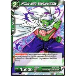 DBS TB2-040 C Piccolo Junior, attaque prompte