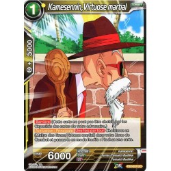 DBS TB2-057 UC Kamesennin,Virtuose martial