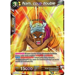 DBS TB2-059 R Nam, coup double