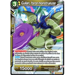 DBS TB2-060 C Guilan, force monstrueuse