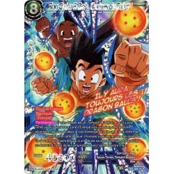 DBS TB2-069 SCR Son Goku & Oob, Graines du Futur