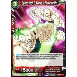 DBS TB2-015 Foil/C Spopovitch & Yamu, la Force viciée