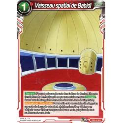 DBS TB2-018 Foil/C Vaisseau spatial de Babidi