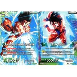DBS TB2-034 Foil/UC Son Goku