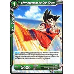 DBS TB2-036 Foil/C Affrontement de Son Goku