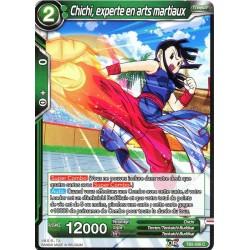 DBS TB2-038 Foil/C Chichi, experte en arts martiaux
