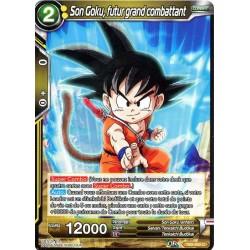 DBS TB2-052 Foil/C Son Goku, futur grand combattant