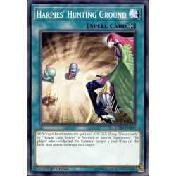 YGO LED4-EN009 Harpies' Hunting Ground