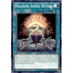 YGO LED4-EN021 Rituale dell'Angelo Macchina