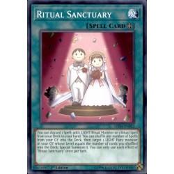 YGO LED4-EN022 Autel du Rituel / Ritual Sanctuary