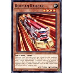 YGO LED4-EN042 Ruffian Railcar