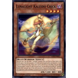 YGO LED4-EN051 Lunalight Kaleido Chick