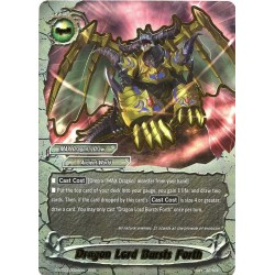 BFE S-BT03/0006EN RRR Lord Dragon Charge