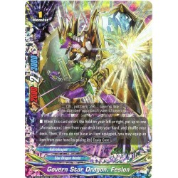 BFE S-BT03/0019EN RR Govern Star Dragon, Feslon