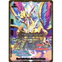 BFE S-BT03/S002EN SP Skyseer Ardent Dragon, Cross Farnese Astrologia