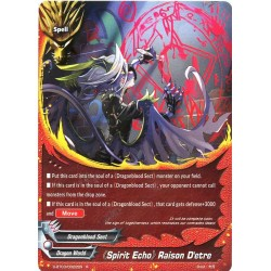 BFE S-BT03/0022EN Foil/R (Resonance Spirit Soul) Raison D'etre