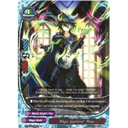 BFE S-BT03/0025EN Foil/R Magic Guitarist, Hisui