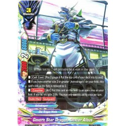 BFE S-BT03/0032EN Foil/R Govern Star Dragon, Dexter Arbus