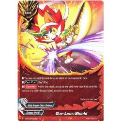 BFE S-BT03/0033EN Foil/U Garlence Shield