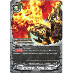 BFE S-BT03/0039EN Foil/U Lordbreak, Flame Gale