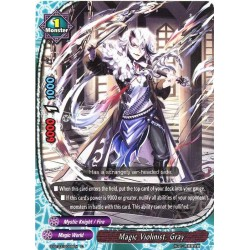 BFE S-BT03/0049EN Foil/C Magic Violinist, Gray
