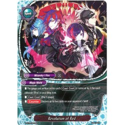 BFE S-BT03/0056EN Foil/C Revolution of Red
