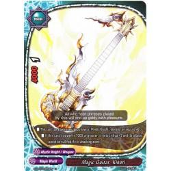 BFE S-BT03/0059EN Foil/C Magic Guitar, Kinari