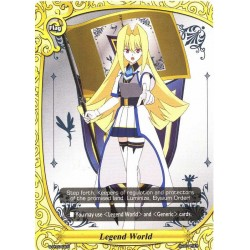 BFE S-BT03 S-PR/043EN PR FLAG Legend World Eden Hanazono
