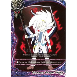 BFE S-BT03 S-PR/044EN PR FLAG Darkness Dragon World Light Kurouzu