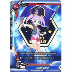 BFE S-BT03 S-PR/045EN PR FLAG Hero World Ion Nanana