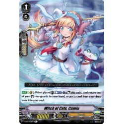 CFV V-EB04/021EN R Witch of Cats, Cumin