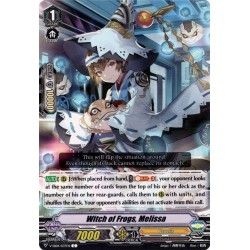 CFV V-EB04/037EN C Witch of Frogs, Melissa